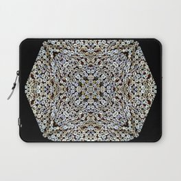 Buttons Up Squared Laptop Sleeve