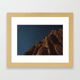 Goblin Valley Framed Art Print