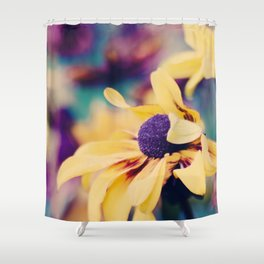 flowers I Shower Curtain