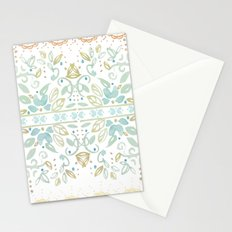 Boho floral Stationery Cards