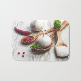 Light spices for the Kitchen Bath Mat