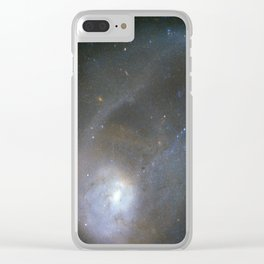 NGC 3921 Clear iPhone Case