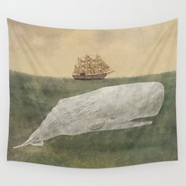 Far From Nantucket  Wall Tapestry