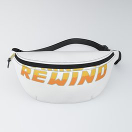 Back to the VHS Fanny Pack