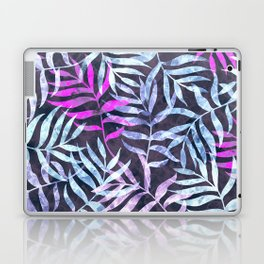 Watercolor Tropical Palm Leaves X Laptop & iPad Skin
