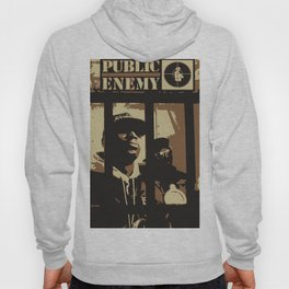 Public Enemy: 1988 Hoody