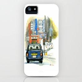 Morning Rush iPhone Case