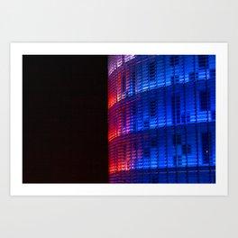 Torre II Art Print