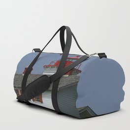 Yaquina Bay Ligthhouse Duffle Bag