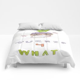 Turnip For What Comforters