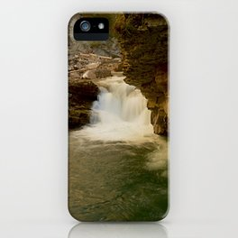 The Sounds of the Canyon iPhone Case