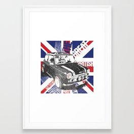the great british Framed Art Print