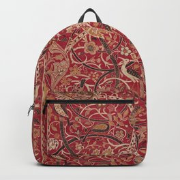 William Morris Bullerswood Pattern Backpack