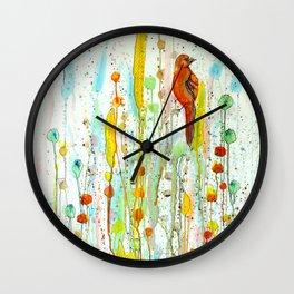 grandeur d'âme Wall Clock