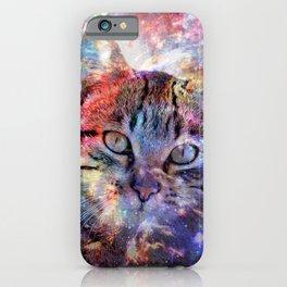 SpaceCat iPhone Case