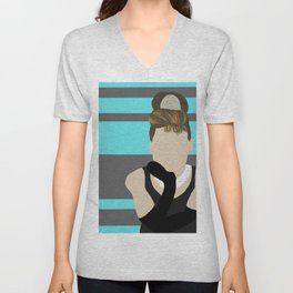 Imagine Holly Unisex V-Neck