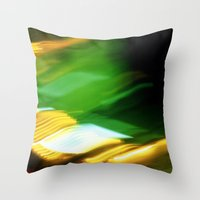 planes Throw Pillows featuring Planes by Sandra Ireland Images