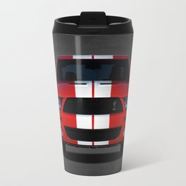 The Mustang Shelby GT500 Travel Mug