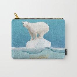 Polar ice cream cap Carry-All Pouch