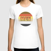 men T-shirts featuring MEN by HeyBun