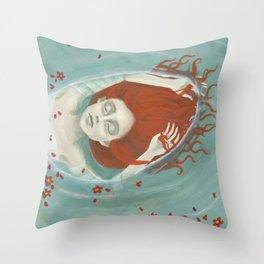 Perfume- Print Version Throw Pillow