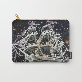 The Great Sky Ship II Carry-All Pouch