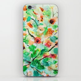 Garden's inspiration iPhone Skin