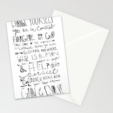 Gandhi Stationery Cards