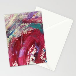 In a Haze Stationery Cards