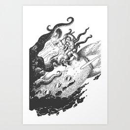 Ode to Joy Art Print
