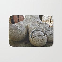 Foot Fungitis Bath Mat