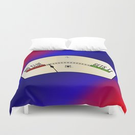 Thinking is Hard Duvet Cover