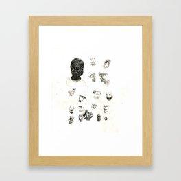 The class of '97 Framed Art Print