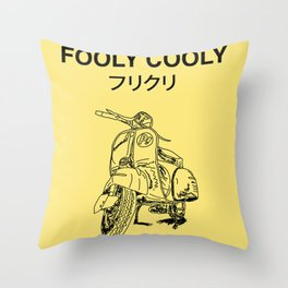Fooly Cooly Throw Pillow
