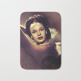 Dorothy Dandridge, Hollywood Legend Bath Mat