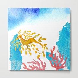 Coral Reef #9 Metal Print