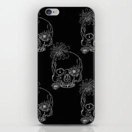 Mum Skulls iPhone Skin
