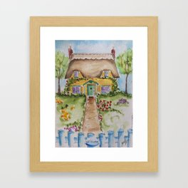 Cotswold Beauty Framed Art Print
