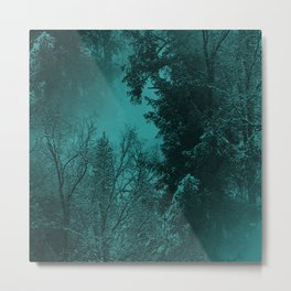 Fantasy Forest..... Metal Print