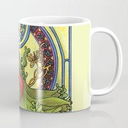 Art nouveau. Spices and vegetables Coffee Mug