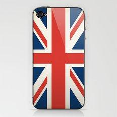 Union Jack UK Flag iPhone & iPod Skin
