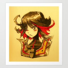 KLK Art Print