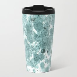 Blue Bubbles Travel Mug