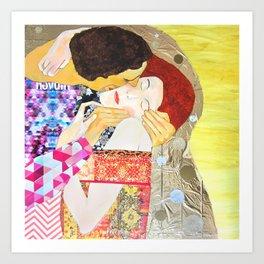 Kuss 2014 Art Print