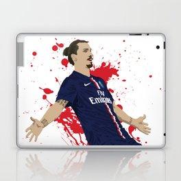 Zlatan Ibrahimovic - Paris SG Laptop & iPad Skin