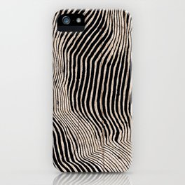it's waving calligraphy iPhone Case
