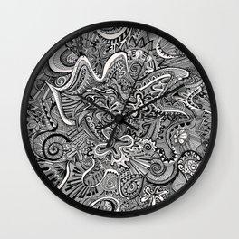 Funnel Me Wall Clock