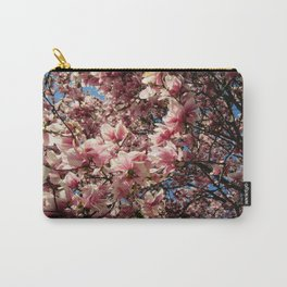 Partially Pink Carry-All Pouch