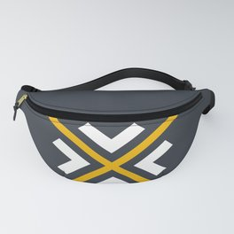 Nautical arrows Fanny Pack