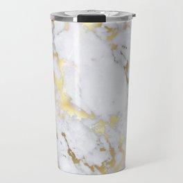 Original Gold Marble Travel Mug